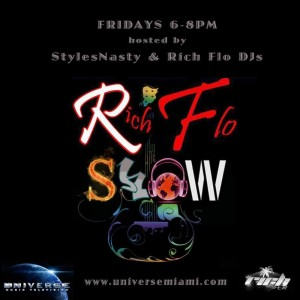 Rich-FLo Show Interview